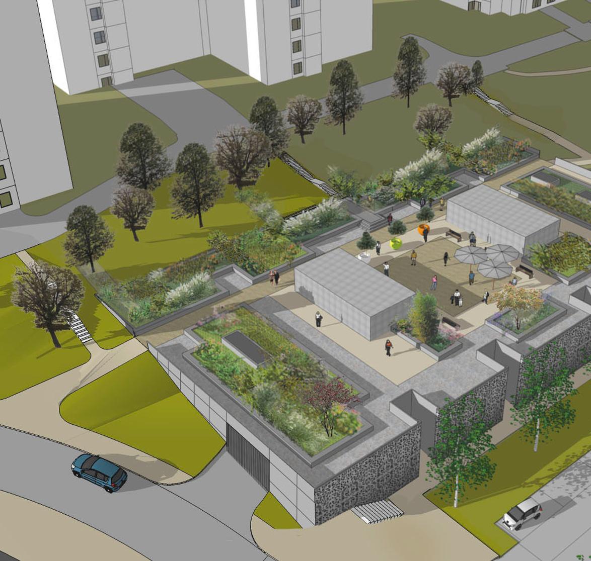 Osmose Paysage à Yssingeaux imagine et façonne des espaces fonctionnels