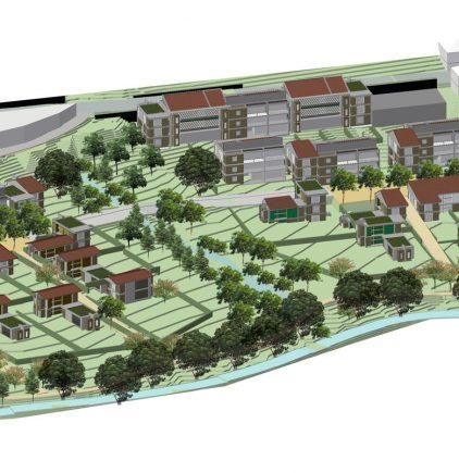 Osmose Paysage, conception et ingénierie de l'espace public, Andance